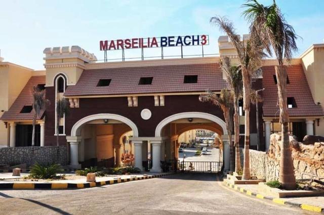شاليه مجهز للايجار بقرية مرسيليا بيتش ٣ بالكيلو ٧١ بالساحل الشمالى  15112210