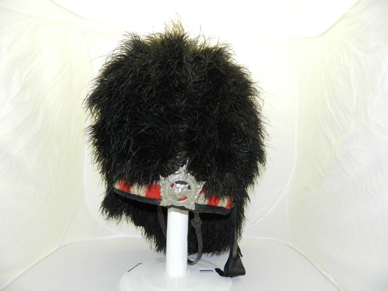 Argyll and Southerland Feather Bonnet Feathe10