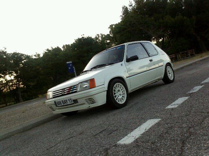Mes 205 Rallye - Page 2 17992510