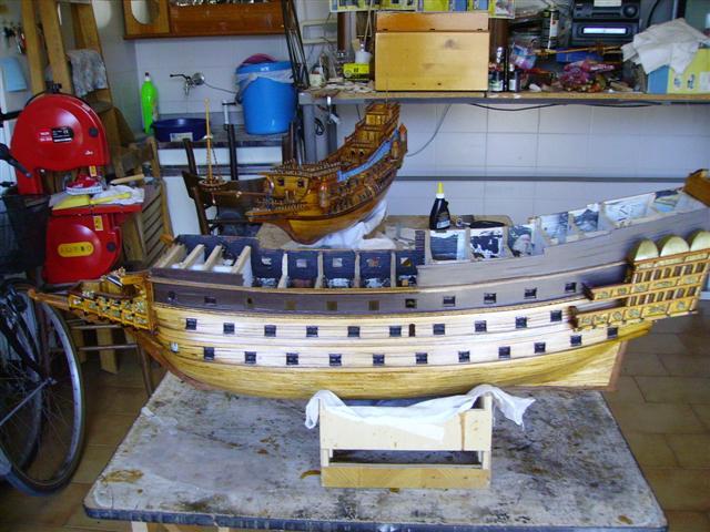 seas - Sovereign of the seas di Amati by Verino - Pagina 2 Sovran43