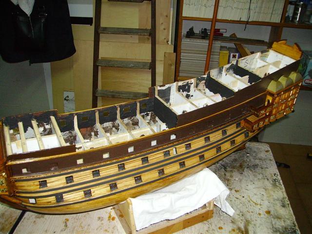 seas - Sovereign of the seas di Amati by Verino - Pagina 2 Sovran46