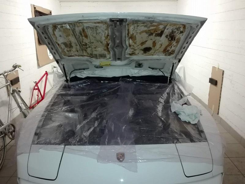 Rimozione colla da cofano motore (lato motore) Img_2010