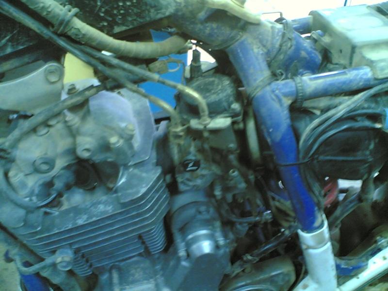 Pulire il carburatore BST 33 21102016