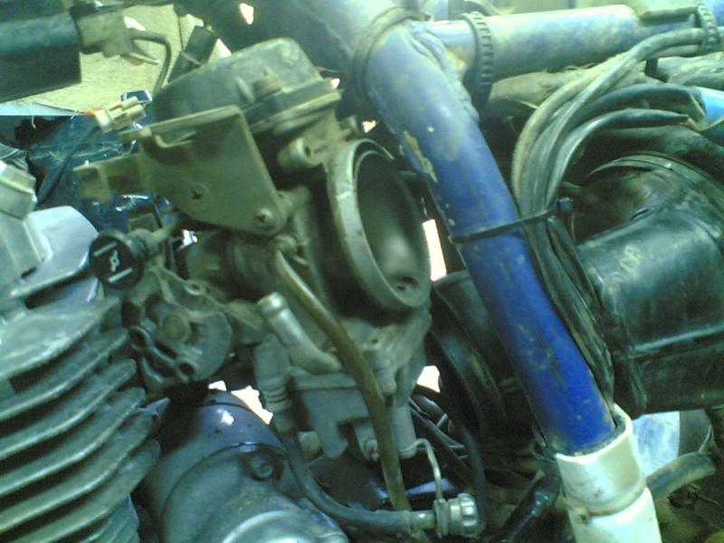 Pulire il carburatore BST 33 21102020