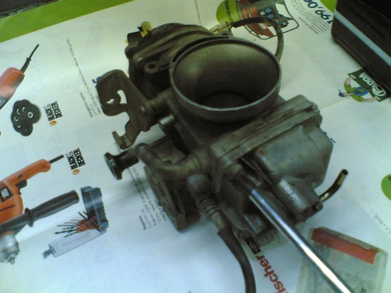 Pulire il carburatore BST 33 21102025