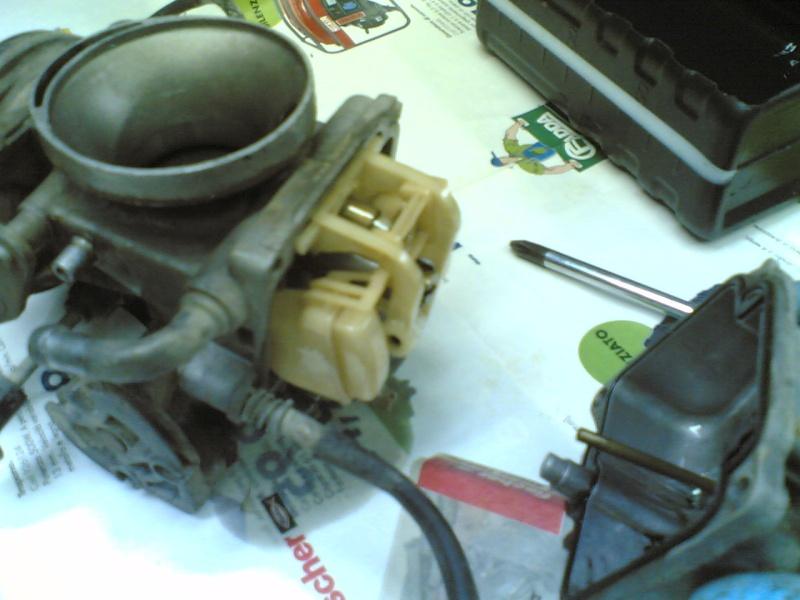 Pulire il carburatore BST 33 21102026