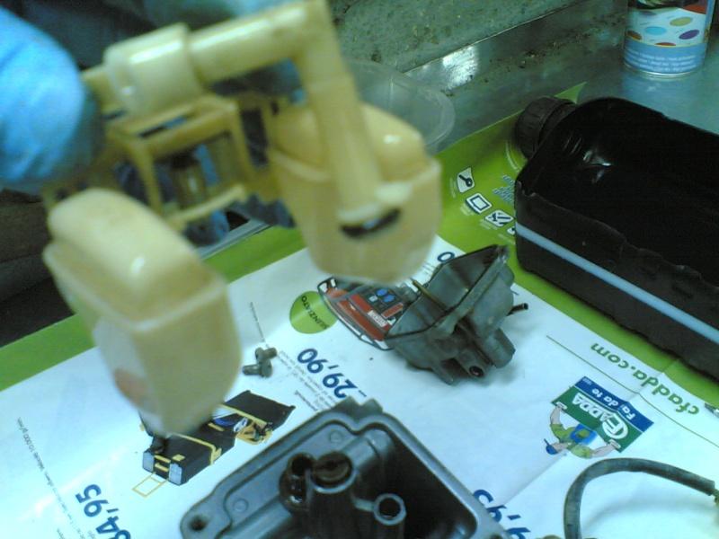 Pulire il carburatore BST 33 21102029