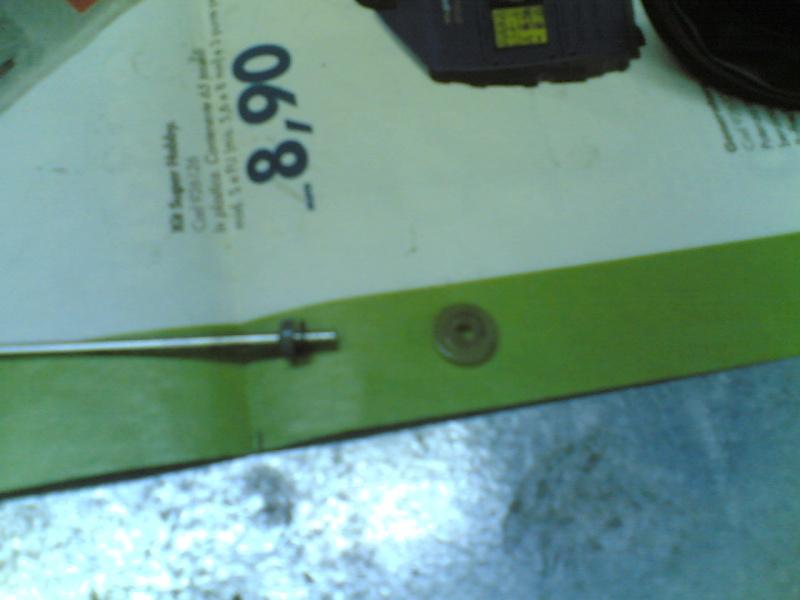 Pulire il carburatore BST 33 21102039