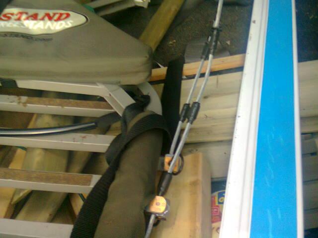 Fabrication d'un tresstand auto grimpant   Photo013