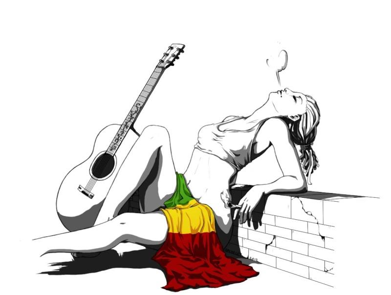 Insert ART here Reggae11