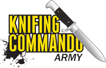 Knifing Commando Army