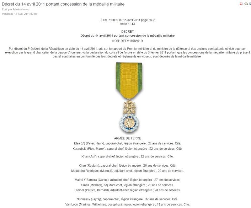 La Médaille Militaire Screen16