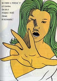 Poésie et bande dessinée Mano10