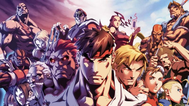 """Partie 41 """"Street Fighter"""" - Liste des rôles 475810"""