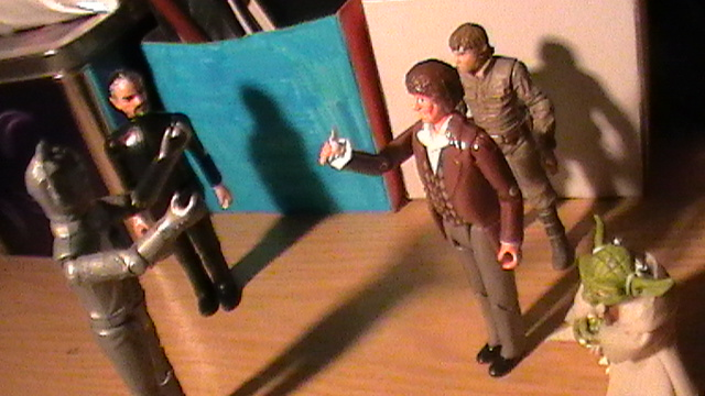 Vintage Dapol Doctor Who Figures S1470032