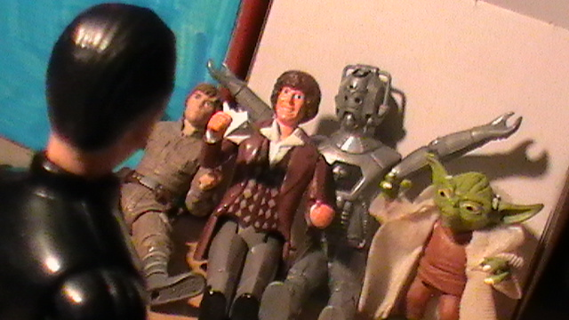 Vintage Dapol Doctor Who Figures S1470035