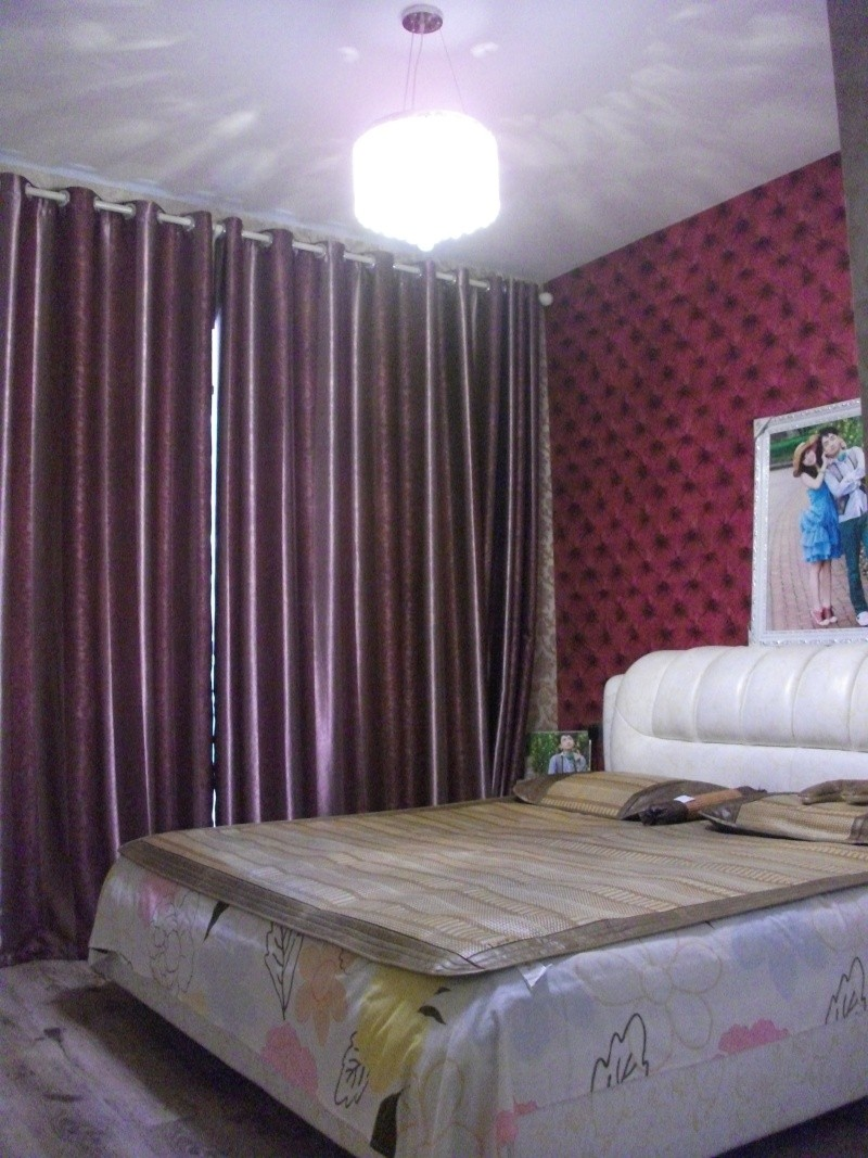 素颜酷我客餐厅·温馨舒适的卧室——现代简约之旅 Dscf7211