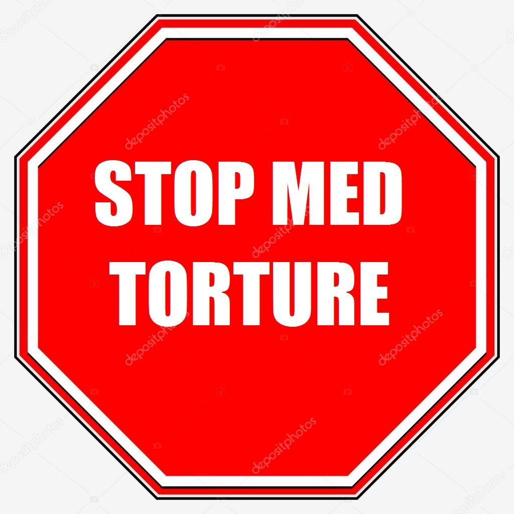 STOP MED TORTURE / SMT : STOP A LA TORTURE AVEC DES MEDICAMENTS !!! Stop_m10