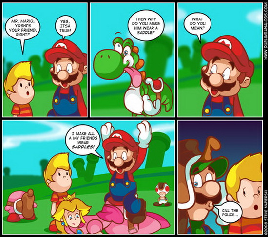Funny Pictures - Page 3 Mario_11