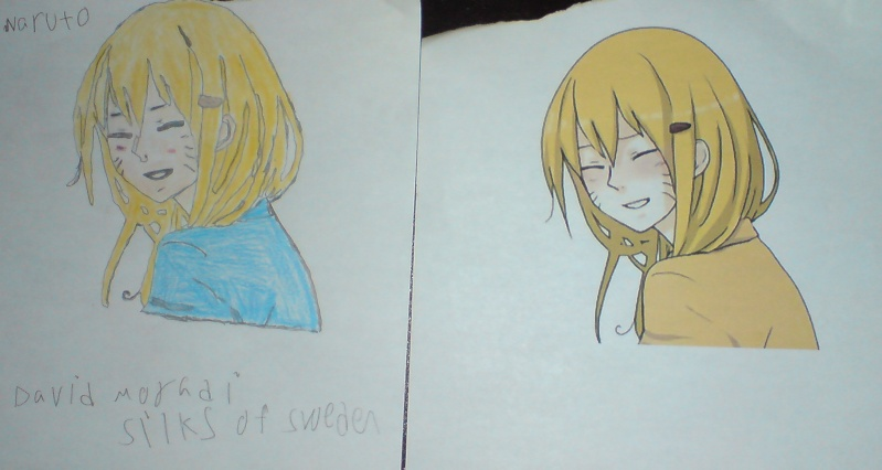 The animé character identity mix up Naruto10