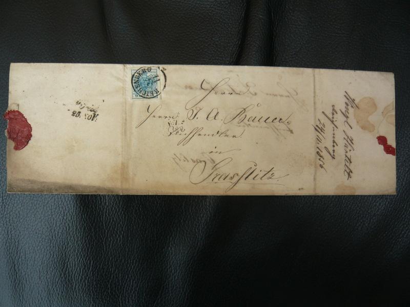 Alte Briefe aus Österreich P1460313