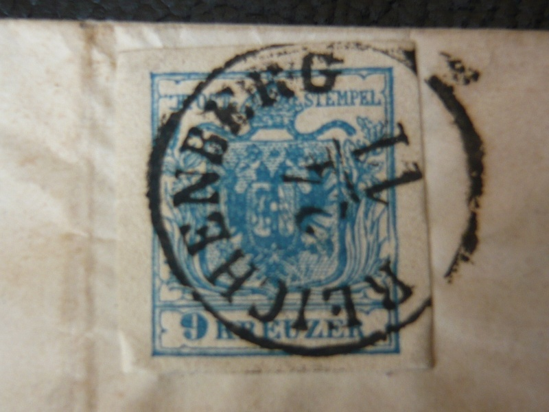 Alte Briefe aus Österreich P1460314