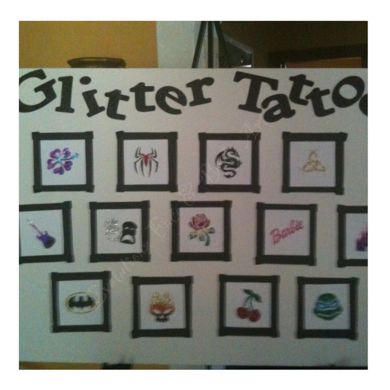 Storing your glitter tats/displaying options? - Page 2 Glitte10