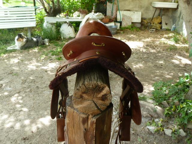 Vends selle de randonnée RANDOL'S TYpe Mac Lellan - VENDUE !! P1000511