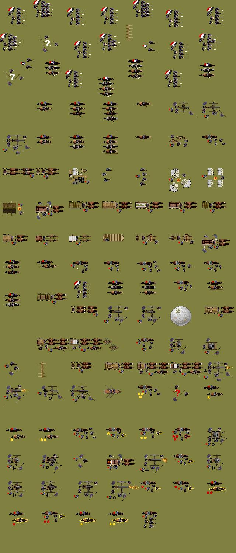 graphismes pour batailles antiques Napo1010