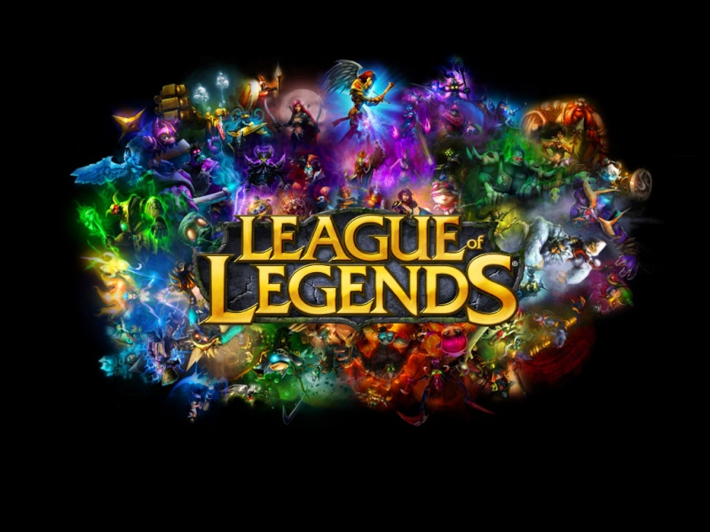 League of Legends League15