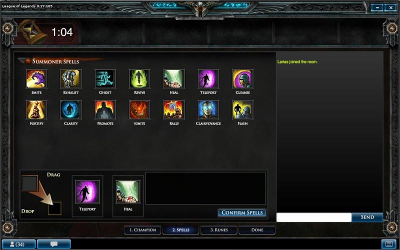League of Legends Summon10
