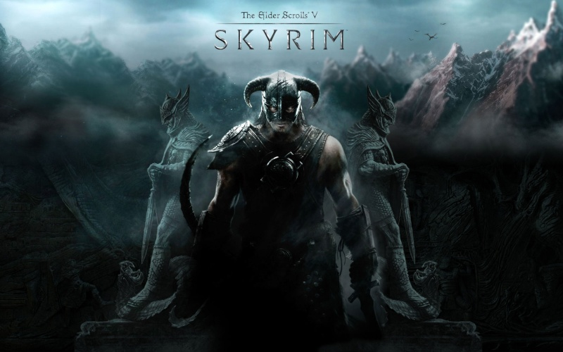 The Elder Scrolls V : Skyrim  Wallpa10
