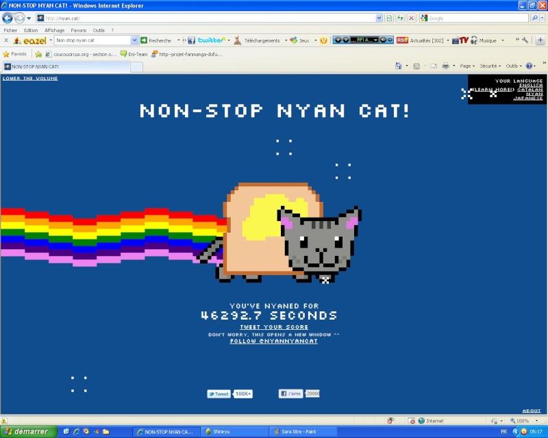 ameilloration de ce topic .    Nyan_c10