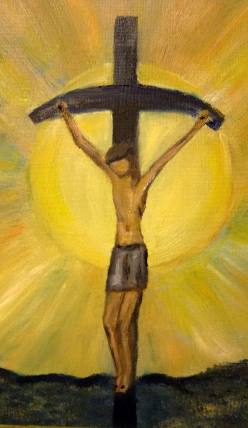 Gesù  in croce 1gesa10