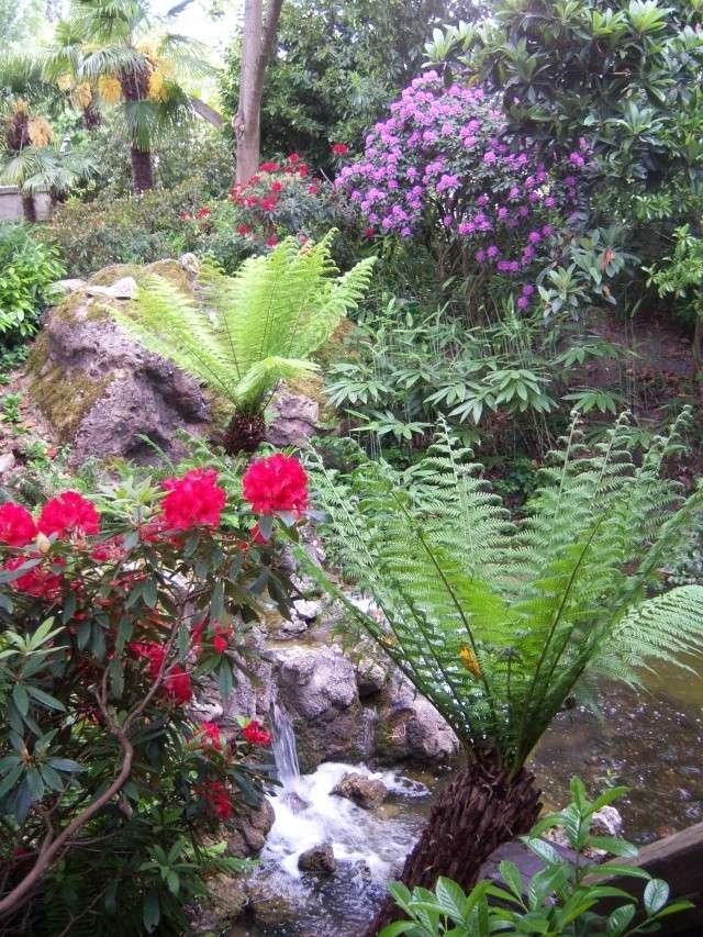 Les Jardins, Les Fleurs et l'Eau au DLP Disney68