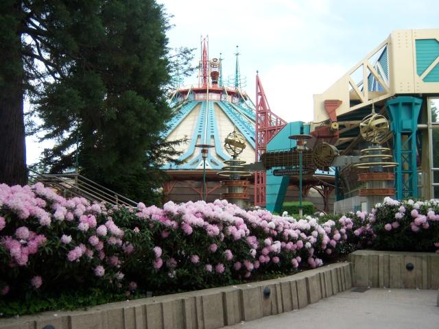 Les Jardins, Les Fleurs et l'Eau au DLP Disney71