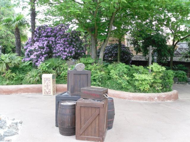 Les Jardins, Les Fleurs et l'Eau au DLP Disney72