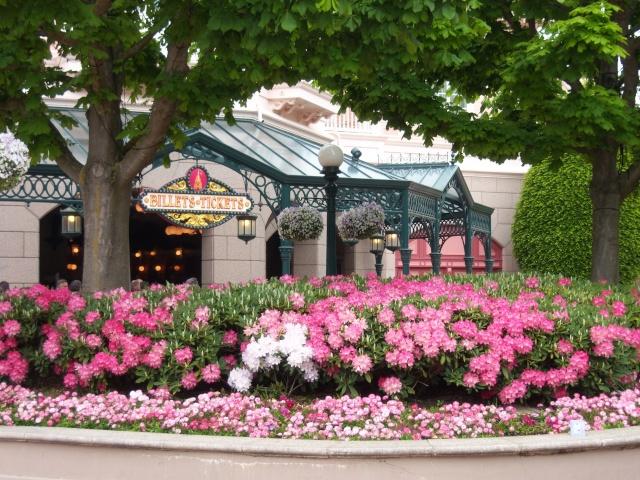 Les Jardins, Les Fleurs et l'Eau au DLP Disney77
