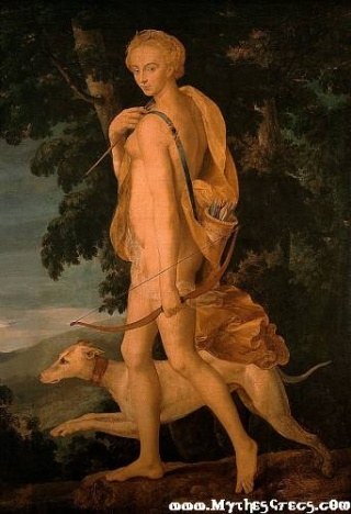 MYTHOLOGIE, CONTES ET LEGENDES... - Page 3 Artemi10