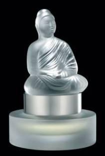 LES TRESORS DE LALIQUE Bouddh10