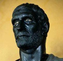 STATUAIRE GRECO/ROMAINE Brutus10