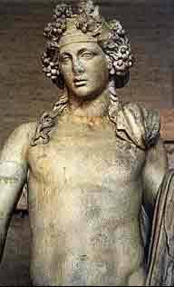 MYTHOLOGIE GRECO/ROMAINE Dionys10