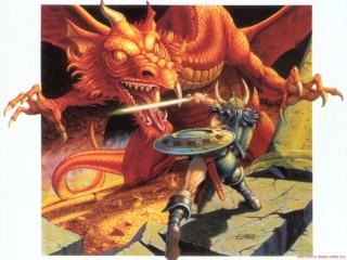 LARRY ELMORE Dragon12