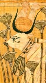 MYTHOLOGIE, CONTES ET LEGENDES... - Page 2 Hathor10