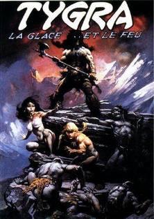 TYGRA, LA GLACE ET LE FEU (FIRE AND ICE), 1983 Sans-t10