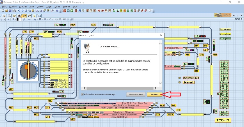 message de formatage introduction clef licence ? Tc_310