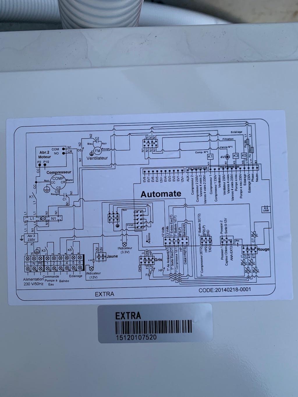 Branchement Lumiere et Pompe PAC Img_9110