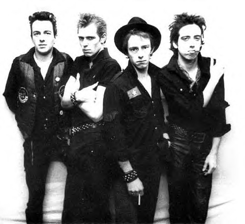 The Clash The-cl10