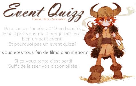 [Event]Pour fêter la nouvelle année~ Quizz010