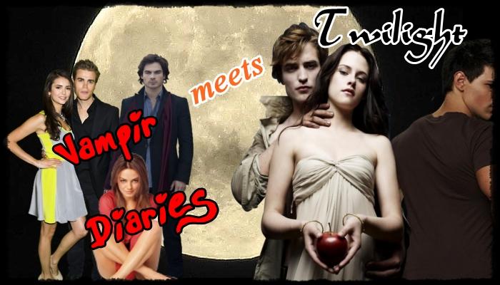 Twilight meets The Vampire Diaries
